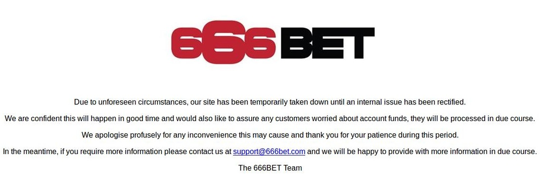 666bet withdrawals
