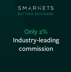 Smarkets Affiliates 2% Commission £10 Free Bet