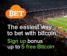 Cloud Bet BitCoin Sportsbook
